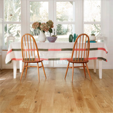 solid wood flooring glasgow